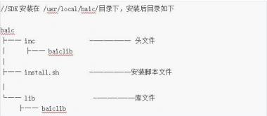 BAIC佰客云公链智能合约发布示例